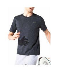 TH7618 T-shirt Lacoste en coloris Gray