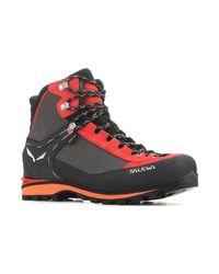 Salewa Multicolor Ms Crow Gtx 61328-0935 Men's Walking Boots In Multicolour for men