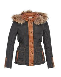 Betty London Bambou Women's Jacket In Black