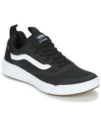 Vans Lage Sneakers Ultrarange in het Black