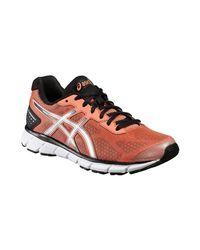 Asics Gelimpression 9 Women's Running Trainers In Orange