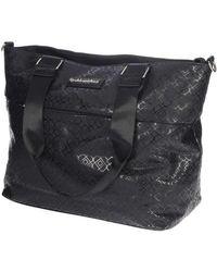 Gianmarco Venturi Black G10-0095m03bl Shoulder Bag