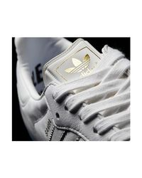 Adidas - Samba Women's Shoes (trainers) In White - Lyst