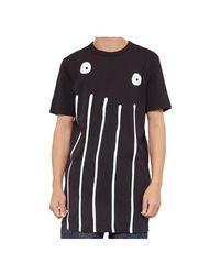 G-Star RAW Occotis Long T-shirt Black Men's In Black for men