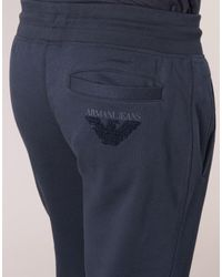 Armani Jeans Graber Men's Sportswear In Blue for men