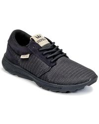 Supra Hammer Run Women's Shoes (trainers) In Black