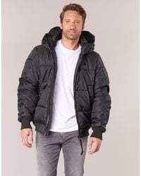 G-Star RAW - Whistler Hdd Bomber Men's Jacket In Black for Men - Lyst