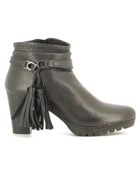 Keys - 1145 Ankle Boots Women Black Women's Mid Boots In Black - Lyst
