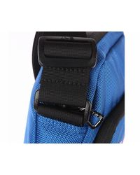 Emporio Armani - Train Evolution Messenger Bag Royal Blue for Men - Lyst