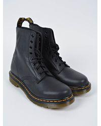 Dr. Martens Black Boot 13512006