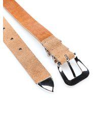 Brunello Cucinelli Multicolor Belt for men