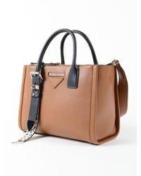 Prada Brown Grace Lux Handbag