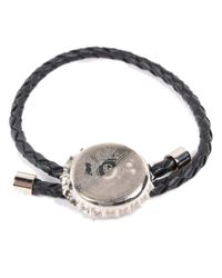 Alexander McQueen - Black Cup Friendship Bracelet - Lyst