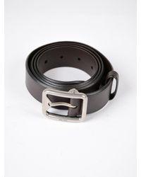 Prada - Multicolor Sfoderato Belt for Men - Lyst