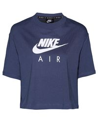 Nike Purple Air T-Shirt
