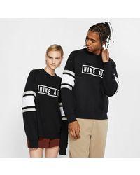 Nike NSW Air Sweatshirt in Black für Herren