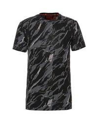 Superdry Rookie T-Shirt in Gray für Herren