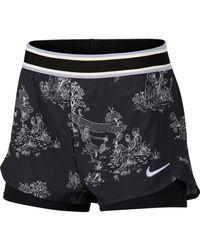 Nike Black W NKCT FLX PR Tennisshorts