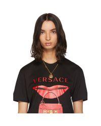 Versace ゴールド ペンダント ネックレス Metallic