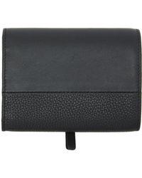 Chloé - Black Mini Indy Wallet - Lyst