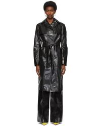 Kwaidan Editions ブラック コート Black