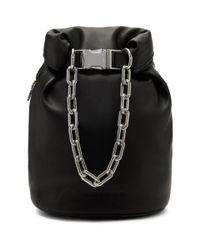 Alexander Wang - Black Attica Dry Sack Bag - Lyst