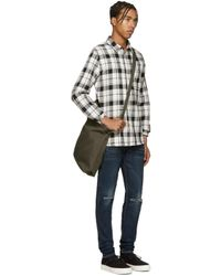 Rag & Bone - Blue Indigo Standard Issue Fit 1 Jeans for Men - Lyst