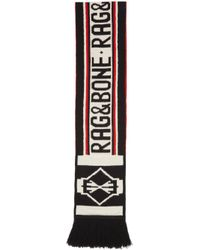 Rag & Bone | Multicolor Tricolor Matthew Scarf for Men | Lyst