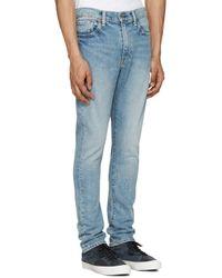Levi's Blue 510 Jeans for men