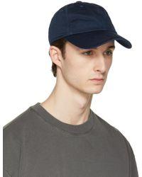 Noon Goons Blue Navy 'mad Society' Cap for men