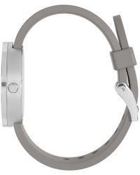 Uniform Wares - Metallic Silver & Grey Polished M37 Watch - Lyst