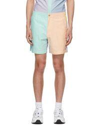 メンズ Polo Ralph Lauren マルチカラー Prepster ショーツ Blue
