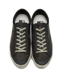 Golden Goose Deluxe Brand Black Skate Superstar Sneakers
