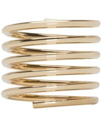 Sophie Bille Brahe | Metallic Gold Pirouette Grand Ressort Ring | Lyst
