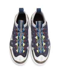 Baskets Klimb KENZO en coloris Blue