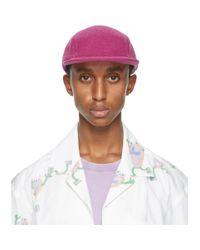 Casquette en laine rose La Casquette Jacquemus pour homme en coloris Pink