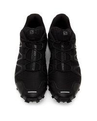 Salomon 限定エディション ブラック スピードクロス 3 Adv スニーカー Black