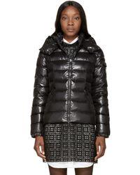 Moncler | Black Down Bady Jacket | Lyst