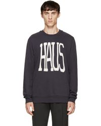 Paul Smith Blue Haus Pullover for men