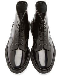 Adieu Black Type 22 Boots for men