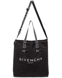 メンズ Givenchy ブラック 4g Packaway トート Black