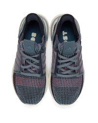 Adidas Originals ネイビー ウルトラブースト 19w スニーカー Black