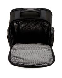 Tumi Black Sheppard Deluxe Brief Pack® Backpack for men