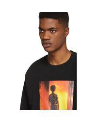メンズ Marcelo Burlon Close Encounters Of The Third Kind Edition ブラック Child Over スウェットシャツ Black