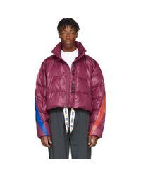 REEBOK X PYER MOSS Purple Collection 3 Ballfiber Jacket for men