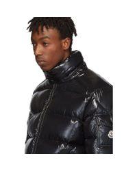 Blouson en duvet noir Maya Moncler pour homme en coloris Black