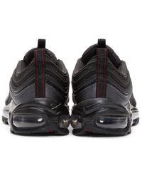 Nike Black Air Max 97 Sneakers for men