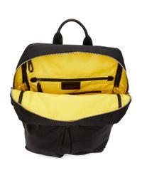 DIESEL Black M Proof Backpack for men