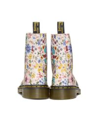 Dr. Martens - Multicolor 1460 Pascal Wanderlust Leather Boot - Lyst