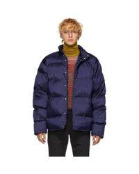 Tiger Of Sweden Blue Noley Jacket for men